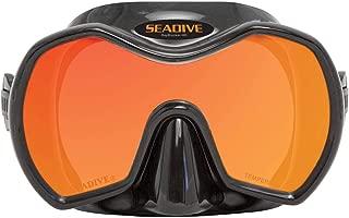 SeaDive Monarch RayBlocker-HD Mask