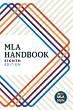 Download MLA Handbook PDF