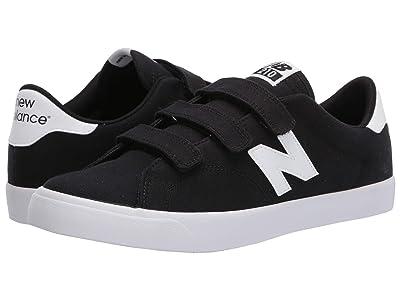 New Balance Numeric AM210 (Black/White 2) Skate Shoes
