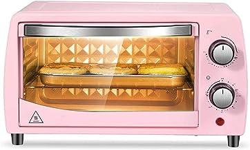 Mini horno, con convección tostadora Horno Parrilla Horno de pizza Horno de encimera de horno, Toaster Recordatorio de tiempo