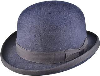 Major Wear Official Men's 100% Premium Wool Bowler Hats in 5 Colours - 4 Sizes