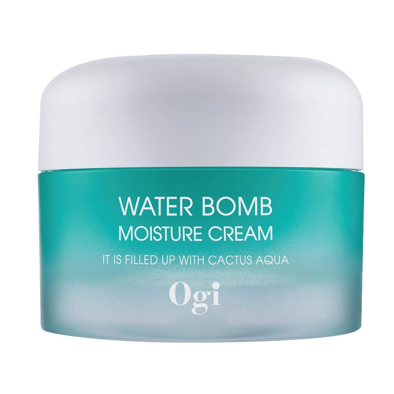 横向きサスティーン中庭[Ogi] ウオーター ボム モイスチャー クリーム50ml,[Ogi] Water Bomb Moisture Cream50ml