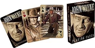 Aquarius John Wayne Playing Cards