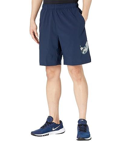 Nike Flex Shorts Camo Graphic (Obsidian) Men