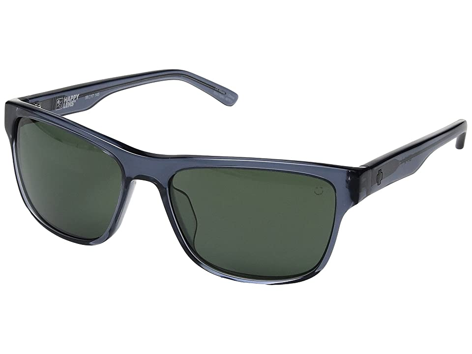 Spy Optic Walden (Translucent Slate/Happy Gray Green) Sport Sunglasses