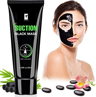 Piero Lorenzo Blackhead Remover Mask, Blackhead Peel Off Mask, Face Mask, Blackhead Mask, Black Mask Deep Cleaning Facial Mask for Face Nose 60 ml