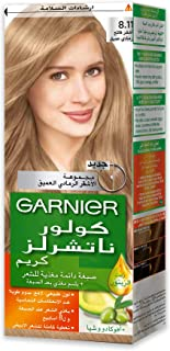 Garnier Color Naturals Deep Ashy Light Blonde - 8.11