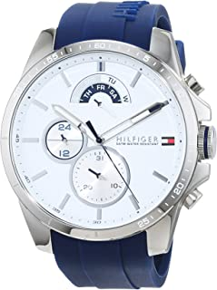 Tommy Hilfiger Casual Watch For Men Analog Silicone - 1791349