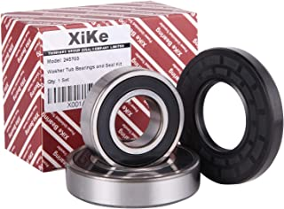 XiKe 245703 Front Load Washer Tub Bearing & Seal Kit, Rotate Quiet and Durable Replacement for Bosch, Thermador and Gaggenau 00245703, AP4033445, 1382721, 241097, 2241098, 241108, 243085 Etc.