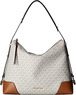 66a648132d8c Michael michael kors handbag new layton shoulder bag large | Shipped ...