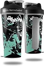 Decal Style Skin Wrap works with Blender Bottle 28oz Baja 0003 Seafoam Green (BOTTLE NOT INCLUDED)