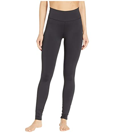 Nike One Tights (Black/White) Women