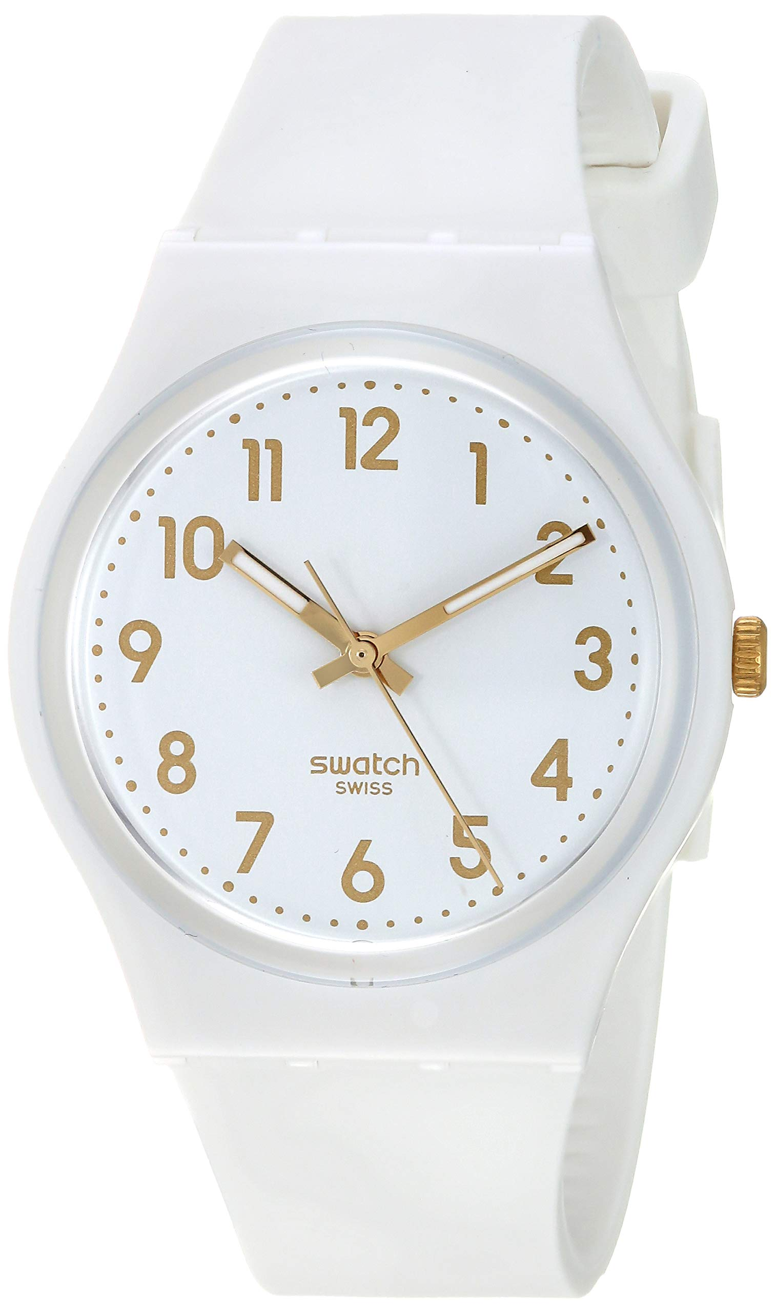 Swatch Bishop Plastic Silicone GW164