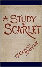 A Study in Scarlet :Annotated (English Edition)