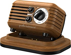 $39 » Sponsored Ad - Kkachi Retro Bluetooth Speaker,Vintage Portable Radio Speaker,AUX-in and FM Radio for Home and Office,with ...