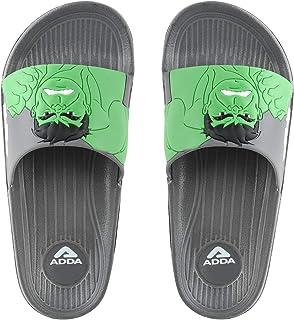 ADDA Marvel Hulk Durable & Comfortable | EVA Sole | Lightweight | Fashionable | Super Soft | Outdoor Slipper & Flip-Flops ...