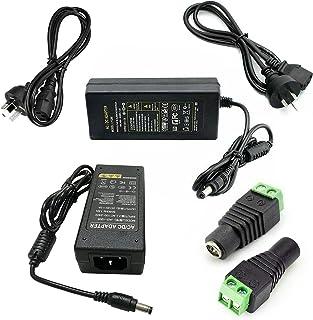 AC 240V to DC 12V 1 2 5 6 8 10A Transformer Power Supply Adapter for LED Strip (12V 10A)