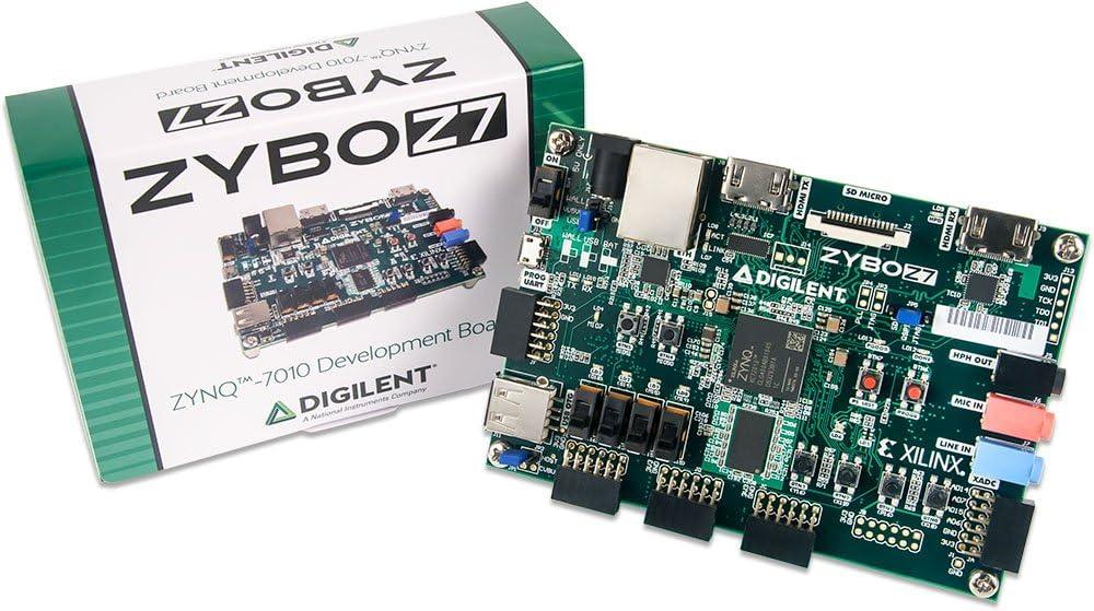 price Digilent Zybo Easy-to-use Z7: Zynq-7000 ARM Development Board SoC FPGA