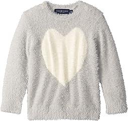 Adora Fuzzy Sweater (Toddler/Little Kids/Big Kids)