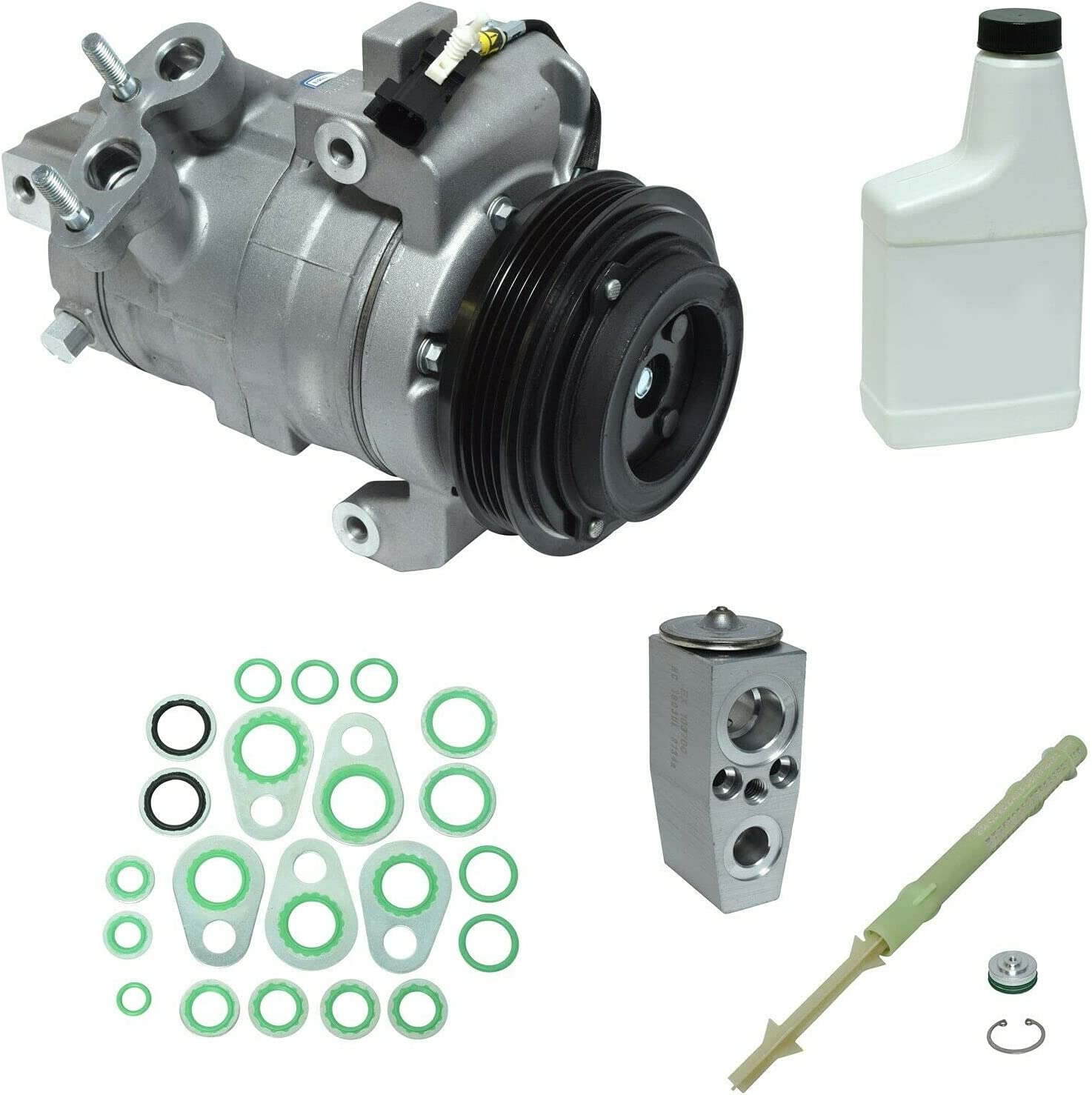 Replacement A Free shipping New C Compressor Max 50% OFF Kit Component and