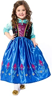 Scandinavian Princess Dress Up Costume