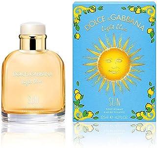 Dolce & Gabbana Light Blue Sun Pour Homme Edt Vapo 125 ml - 125 ml