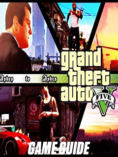 Grand Theft Auto V Guide - Walkthrough - Tips - Cheat - Tricks - How to win