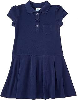 Classic Girl Polo Shirt Dress