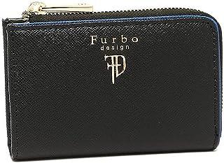 [フルボデザイン] メンズ コインケース Furbo design FRB108 ブラック ブルー [並行輸入品]