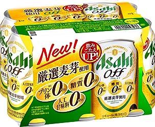 アサヒ オフ 350ml×6缶パック
