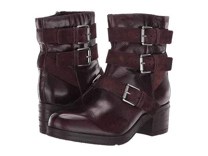 Steampunk Boots & Shoes, Heels & Flats Miz Mooz Skye Mocha Womens  Boots $209.95 AT vintagedancer.com
