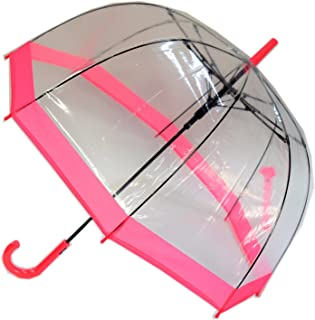 CAFE DIMLY(カフェディムリー) レディース かわいい バードケージ バイカラー 60cm ジャンプ傘