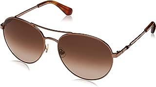 KATE SPADE Women's Sunglasses, Aviator, JOSHELLE/S - Brown