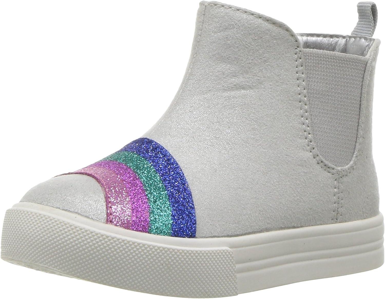 OshKosh B'Gosh 2021 Popular brand in the world Kids' Nena Girl's Novelty Mid Sneaker Top