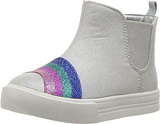 OshKosh B'Gosh Kids' Nena Girl's Mid Top Novelty Sneaker