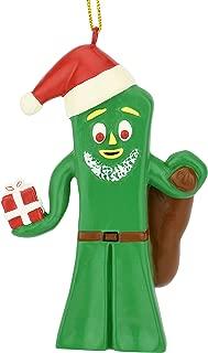 Tree Buddees Santa Gumby Holiday Christmas Ornament Figure Limited Edition