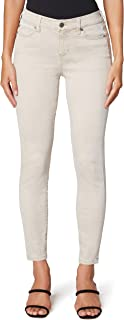 Liverpool Women's Penny Ankle Skinny Jeans in Mineral Red