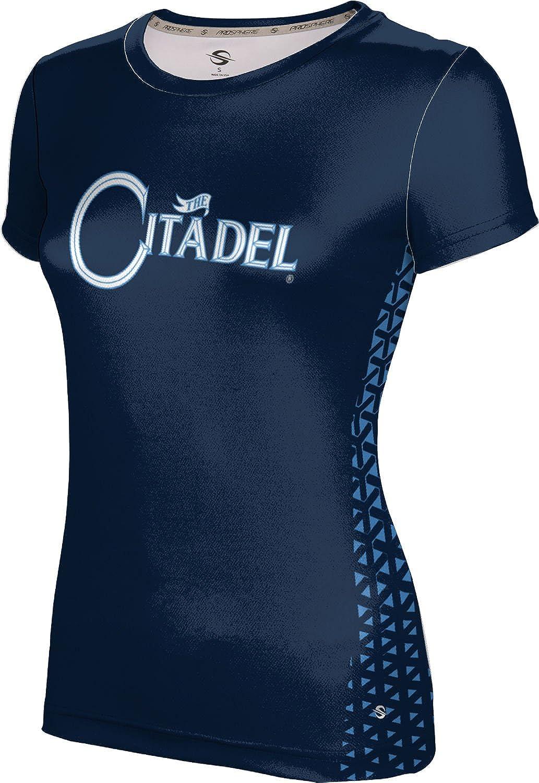 ProSphere The Citadel University Girls' Performance T-Shirt (Geo)