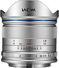 Venus Optics Laowa 7.5mm f/2 MFT Lens for Micro Four Thirds (Silver)