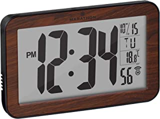 Best rectangle digital wall clock Reviews