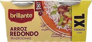 comprar comparacion Brillante Arroz Redondo - Pack de 16 vasitos X 200 Gr - Total 3200 Gr