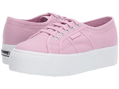 Superga 2790 Acotw Platform Sneaker (Pink Lavendar) Women