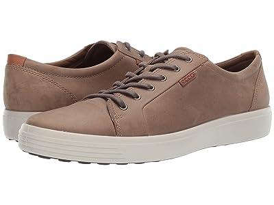 ECCO Soft 7 Sneaker (Navajo Brown) Men