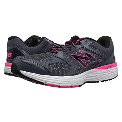 New Balance 560v7 (Thunder/Black) Women