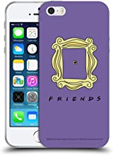 Official Friends TV Show Peephole Frame Iconic Soft Gel Case
