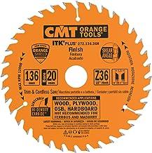 CMT Orange Verktyg 272.136.36 h – Cirkulärt såg (Ultra ITK) 136 x 1,3 x 20 Z 36