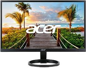"Acer R241Y Bbix 23.8"" Full HD (1920 x 1080) IPS Monitor   AMD FreeSync Technology   Ultra-Thin   Edge-to-Edge   Zero-Frame..."