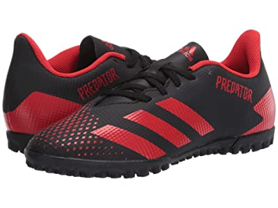 adidas Predator 20.4 Tf (Core Black/Active Red/Core Black) Men