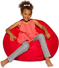 Amazon Big Bean Bag Large Beanbag Removable beanbag Cover for Kids, Teens and Adults - Polyester Cloth Furniture for All A...
