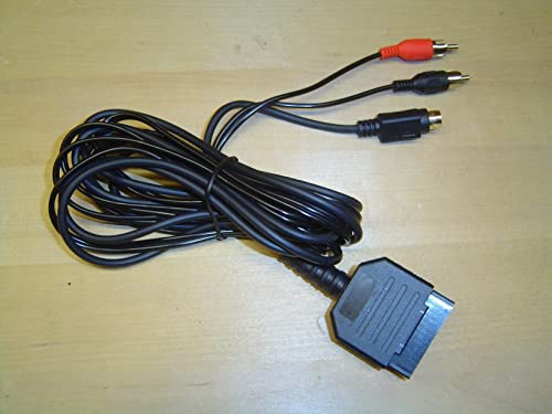 S-video Cable for the Atari Jaguar 64 System Console S Video